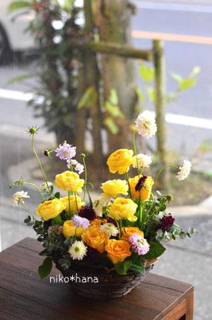 フューネラルフラワー お供えの花