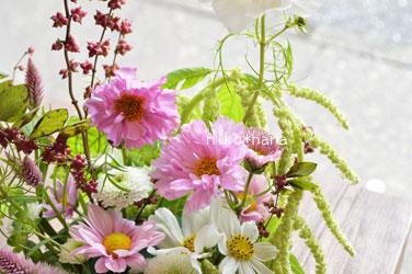 フラワーアレンジメント 季節の花