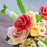 フラワーアレンジメント 生花
