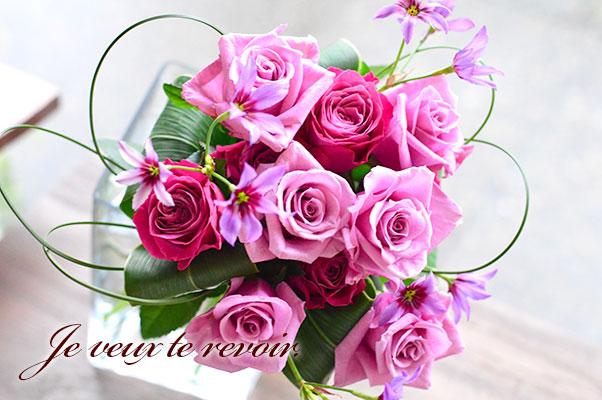本当にお花が好きな素敵な人がお空に帰ってゆきました